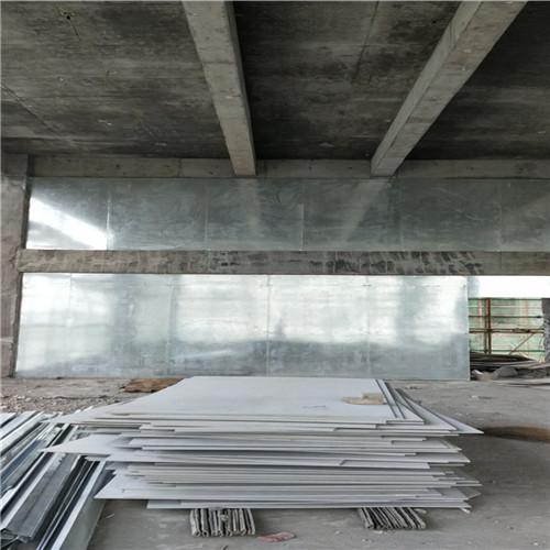 【防爆墙】建筑采用耐钢防火抗爆板安装