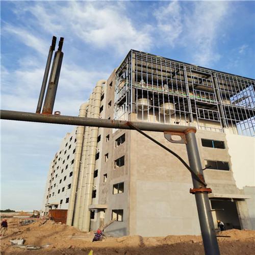 泄爆墙加油站纤维增强水泥板防爆墙